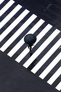 Creative Rain Series by Yoshinori Mizutani / inspiration, photography, black and white, design, art Minimal Photography, Urban Photography, Abstract Photography, Creative Photography, Street Photography, Artistic Photography, Pattern In Photography, Photography Ideas, Photography Marketing
