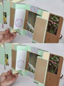 Tarjeta Multi shutter - idea · regalo · detalle