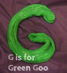 Letter G: Alphabet Activities for Kids