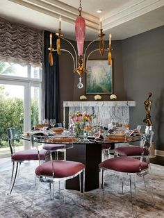 The Glam Pad: Designer Show House Round Up 2016