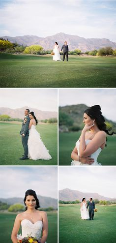 Southwest Elegance Table Top at Gold Canyon Golf Resort shot by StepOnMe Photography | Arizona Weddings Magazine