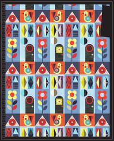 Geometric Illustration ~ Ellen Giggenbach