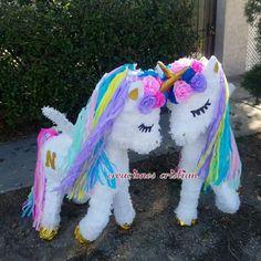 first birthday cake Unicorn Pinata, Unicorn Mom, Unicorn Party, Little Girl Birthday, Baby First Birthday, Unicorn Themed Birthday, 9th Birthday Parties, Fiesta Party, First Birthdays