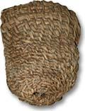 Basket - Basket Arctic willow (Salix sp.) root Bathurst Island, Arctic Canada QiLd-1:2331 Photo: Pat Sutherland Baskets similar to this specimen from Arctic Canada have been found in Greenlandic Norse sites. Small baskets such as this may have been used by children