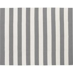 Olin Grey 8'x10' Rug in Area Rugs   Crate and Barrel