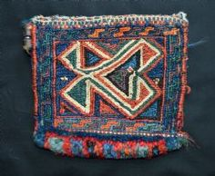 Antique TRIBAL BAGS And TRAPPINGS at Brian MacDonald Antique Rugs & Carpets…