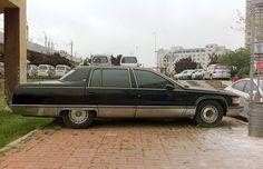 Cadillac Fleetwood Talisman sedan