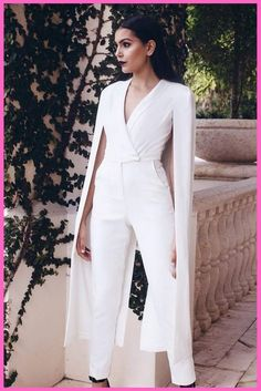 Lavish alice multistrap button detail jumpsuit Make a statement in our lavishalice cape jumpsuit E Jumpsuit Formal Wedding, Wedding Pantsuit, Formal Jumpsuit, Cape Jumpsuit, Wedding Jumpsuit, Wedding Suits, Civil Wedding Dresses, Denim Jumpsuit, White Jumpsuits And Rompers