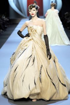 Christian Dior - Haute Couture Spring Summer 2011 - Shows - Vogue.it