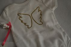 Your angel can have wings!