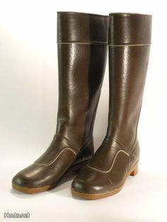Tretorn Rubber Boots #cellar #workboots
