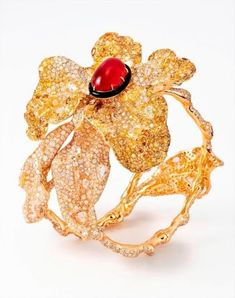 Slideshow:The Best of Cindy Chao Jewelry by Sonia Kolesnikov-Jessop (image 1) - BLOUIN ARTINFO, The Premier Global Online Destination for Art and Culture | BLOUIN ARTINFO