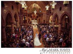 Award Winning Wedding Photojournalism – 2012   Ferrin and James   Holy Ghost Church - Denver Colorado