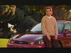 TJ Thyne appears in a Ford commercial Tj Thyne, Blue Springs, Dream Cars, Commercial, Ford, Ads