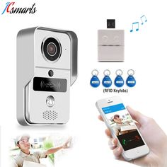 Video Surveillance 2019 Fashion Wireless 2.4g Video Door Phone Kits With Monitor And Outdoor Station Tf Card Recorder Motion Sensor Intercom Doorbell 2019 New Fashion Style Online Back To Search Resultssecurity & Protection