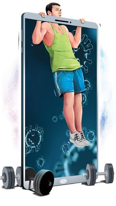 Bengaluru leads the way in fitness journey- The New Indian Express Full Body Workout At Home, At Home Workouts, Indian Express, Lead The Way, Western Theme, Gym Membership, High Intensity Interval Training, Keep Fit, Hiit