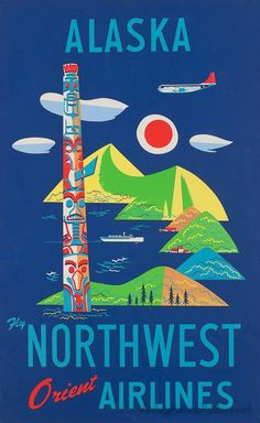 visit the world's largest collection of vintage airline posters.