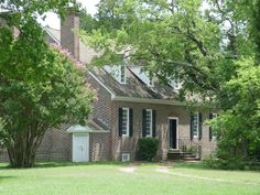 George Washington Birthplace Memorial House in Colonial Beach, VA.  Visited there - an interesting place!