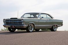 67lane 1967 Ford Fairlane 10271476