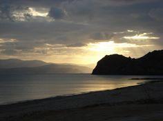 The lonely #beach of Tsoukalia #Paros #Greece