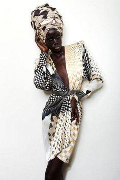 african fashion #headwrap