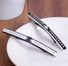 Chanel hair accessories hair clip barrettes  hair pin