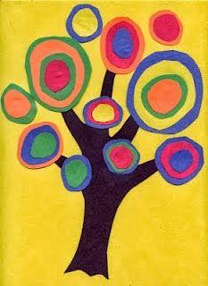 Ma petite maternelle: L'arbre sous toutes les coutures