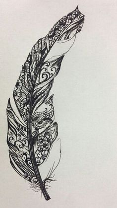 stephanie low feather designs - Google Search
