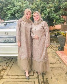 Kebaya Modern Hijab, Model Kebaya Modern, Kebaya Hijab, Kebaya Dress, Dress Brokat Muslim, Dress Brokat Modern, Kebaya Muslim, Muslim Dress, Dress Muslim Modern
