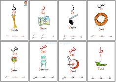 Lütfen Okuyalım! Bismillah. Aşağıya çocuklar için hazırlamış olduğum arapça alfabe kartlarını ve haftalık namaz çetelelerini ekledim. (En ... Islam, Arabic Alphabet, Arabic Language, Prepositions, Learning Arabic, Baby Education, Teaching Kids, Homeschool, Playing Cards