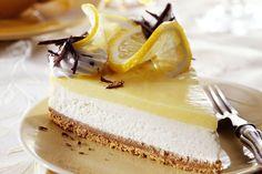 Guilt-Free Dessert: Sugar-Free Lemon Cheesecake