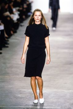 Calvin Klein Collection Spring 1998 Ready-to-Wear Collection Photos - Vogue