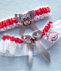 Ohio State OSU Buckeyes Logo Jewel Wedding by TreasuredKeepsakes11, $23.99