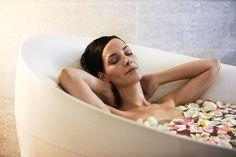 la pura - beauty bath  © la pura women's health resort kamptal