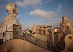What is Casa Milà? | A Modernisme space | Gaudí Barcelona