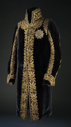 Ceremonial Coat worn by Michel Ney, military commander and one of the Commanders of France under Napoleon. Description from pinterest.com. I searched for this on bing.com/images