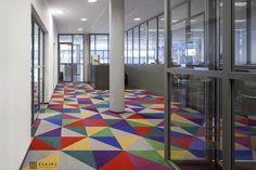 Kantoor Amsterdam door Clairz Interior Design