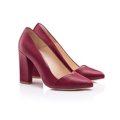 c4219a83ea6e ROSE pumps in cherry 🍒 Only last pairs left at www.zurbanoshoes.com We  ship worldwide!  shoponline  valentinesday . . .  Zurbano  ZurbanoShoes   shoes ...