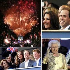Queen's Diamond Jubilee Concert Rocks Buckingham Palace - www.tressugar.com