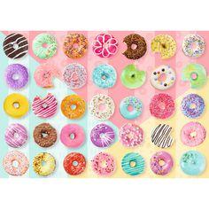 1000pcs. Trefl Panorama Sweets Puzzle