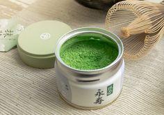Matcha Green Tea (抹茶 ) | Eiju (永寿) - Marukyu Koyamaen Koicha… | Flickr