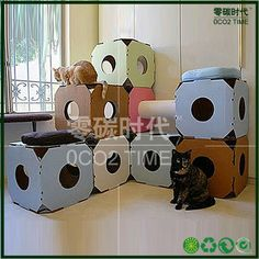 Recycle Corrugated Paper Made Cat House , Find Complete Details about Recycle Corrugated Paper Made Cat House,Large Cat Scratch House Pet Toys,Cheap Cat Houses,Pre Made Houses from Pet Beds & Accessories Supplier or Manufacturer-Shanghai Lintan Display Products Co., Ltd.