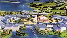 World Showcase concept, EPCOT Center, Walt Disney World
