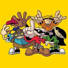 Cartoon Network Viejo, Cartoon Network Characters, Cartoon Network Shows, Cartoon Character Tattoos, Vintage Cartoon, Cute Cartoon, Vintage Toys, Cartoon Drawings, Cartoon Art