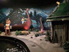 The Viking village - Maelstrom