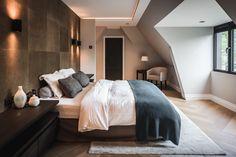 Nobel Flooring - Houten vloer groot model visgraat