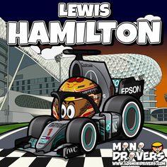 Mercedes Lewis, Mercedes Amg, Lewis Hamilton Formula 1, Fastest Man, F1 Racing, Formula One, Monster Trucks, Art Deco, Printing