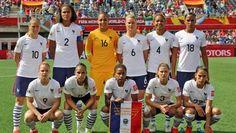 Equipe de France Féminine : lendemain de qualification à Montréal