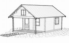 Pan Abode Cedar Homes Cabin Kits Plans Log Home Kits, Cabin Kits, Cedar Homes, Log Homes, Cool Art Drawings, Pencil Drawings, Architecture Drawing Art, House Template, Cartoon Drawing Tutorial
