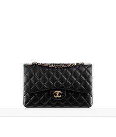 Large classic handbag
